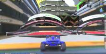 Trackmania Nations Forever PC Screenshot