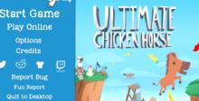 Ultimate Chicken Horse PC Screenshot