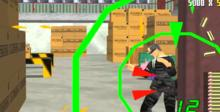 Virtua Cop PC Screenshot
