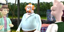 Wallace & Gromit's Grand Adventures: Muzzled! PC Screenshot