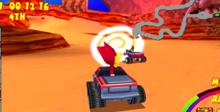 Woody Woodpecker Racing PC Screenshot