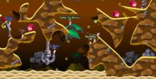 Worms 2 PC Screenshot