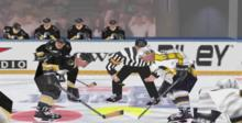 Actua Ice Hockey 2 Playstation Screenshot