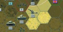 Allied General Playstation Screenshot
