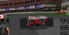 Andretti Racing Playstation Screenshot