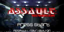 Assault Retribution Playstation Screenshot