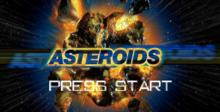 Asteroids Playstation Screenshot