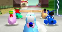 Bomberman Fantasy Race Playstation Screenshot