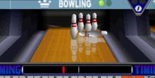 Bowling Playstation Screenshot