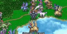 Brigandine Playstation Screenshot