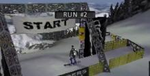 Cool Boarders 2001 Playstation Screenshot