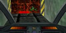 Descent Playstation Screenshot