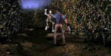 Evil Dead Playstation Screenshot