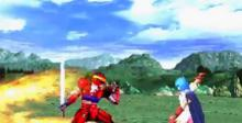 Evil Zone Playstation Screenshot