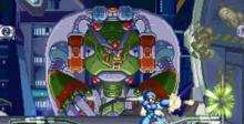 Mega Man X4 Playstation Screenshot