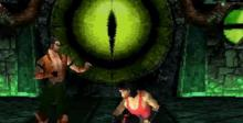 Mortal Kombat 4 Playstation Screenshot