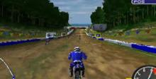 Moto Racer 2 Playstation Screenshot