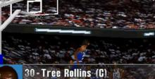 NBA In The Zone Playstation Screenshot