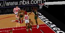 NBA: in The Zone 2 Playstation Screenshot