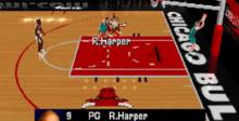 NBA In The Zone '99 Playstation Screenshot