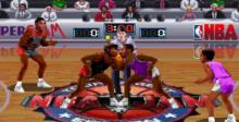 NBA Jam Tournament Edition Playstation Screenshot