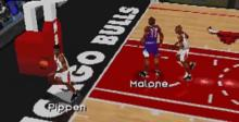 NBA Live 98 Playstation Screenshot