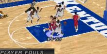 NCAA Final Four 99 Playstation Screenshot
