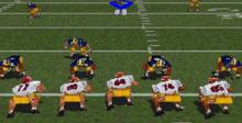 NCAA Gamebreaker 99 Playstation Screenshot