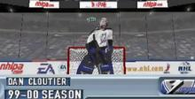 NHL 2001 Playstation Screenshot
