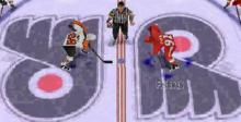 NHL Face Off 98 Playstation Screenshot