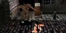 Nightmare Creatures Playstation Screenshot
