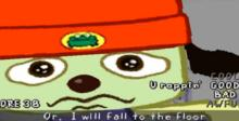 Parappa The Rapper Playstation Screenshot