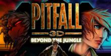 Pitfall 3D Playstation Screenshot