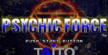 Psychic Force Playstation Screenshot