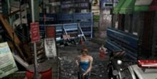 Resident Evil 3 Nemesis Playstation Screenshot