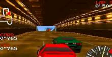 Ridge Racer Revolution Playstation Screenshot