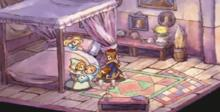 Saga Frontier 2 Playstation Screenshot