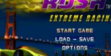 San Francisco Rush Playstation Screenshot