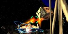 Space Debris Playstation Screenshot