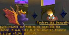 Spyro 2 Riptos Rage Playstation Screenshot