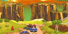 Street Racer Playstation Screenshot