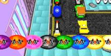 Supersonic Racers Playstation Screenshot