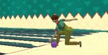 Ten Pin Alley Playstation Screenshot