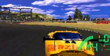Test Drive Le Mans Playstation Screenshot