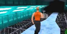 The Fifth Element Playstation Screenshot