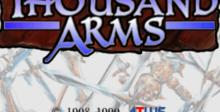 Thousand Arms Playstation Screenshot