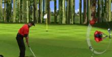 Tiger Woods 99 Playstation Screenshot