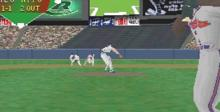VR Baseball 96 Playstation Screenshot