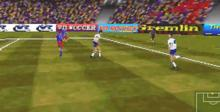 VR Soccer 96 Playstation Screenshot