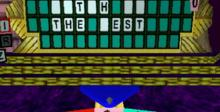 Wheel Of Fortune Playstation Screenshot